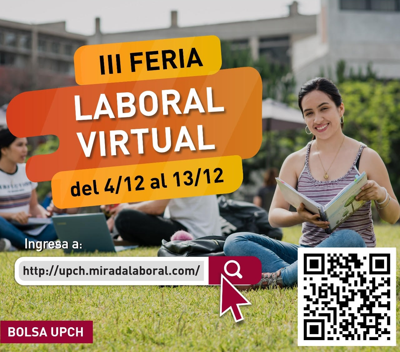 III FERIA LABORAL VIRTUAL CAYETANO