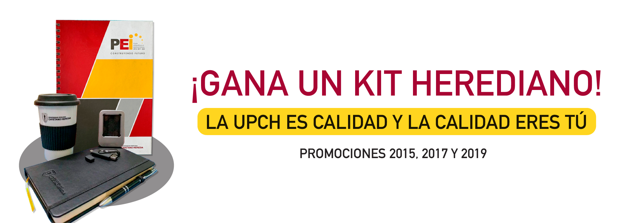 ¡Gana un kit herediano!